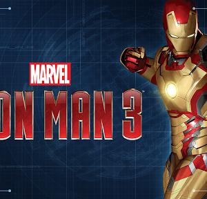 Iron Man 3 Live Wallpaper Ekran Görüntüleri - 3