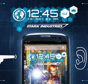 Iron Man 3 Live Wallpaper Ekran Görüntüleri - 6