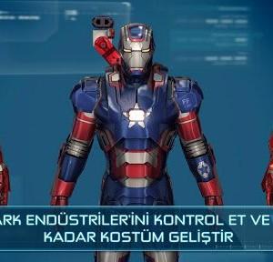 Iron Man 3 Ekran Görüntüleri - 2