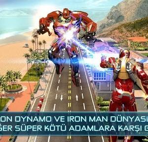 Iron Man 3 Ekran Görüntüleri - 1