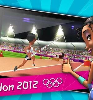 London 2012 - Official Mobile Game Ekran Görüntüleri - 2