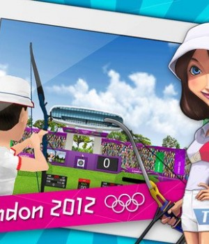 London 2012 - Official Mobile Game Ekran Görüntüleri - 1
