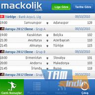 Mackolik - Nokia Ekran Görüntüleri - 1