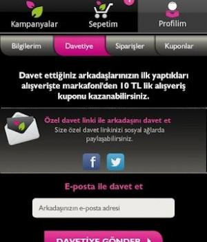 Markafoni Ekran Görüntüleri - 1