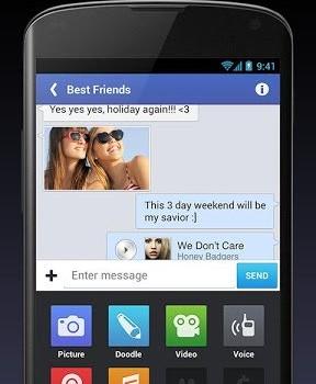 MessageMe Ekran Görüntüleri - 5