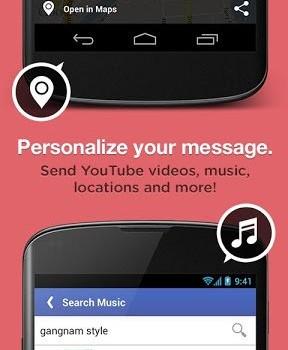 MessageMe Ekran Görüntüleri - 2