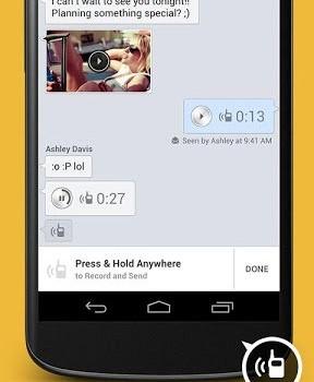 MessageMe Ekran Görüntüleri - 1