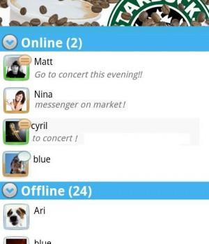 Messenger WithYou Ekran Görüntüleri - 1