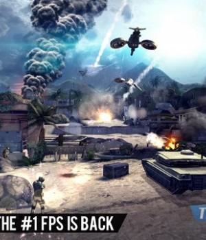 Modern Combat 4: Zero Hour Ekran Görüntüleri - 4