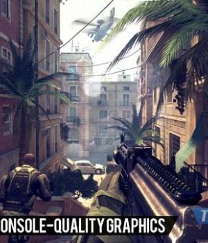 Modern Combat 4: Zero Hour Ekran Görüntüleri - 1