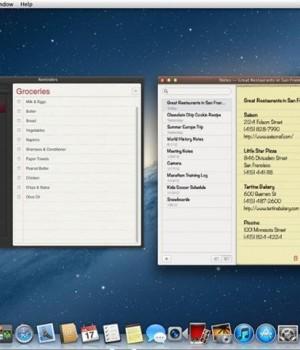 OS X Mountain Lion Ekran Görüntüleri - 1