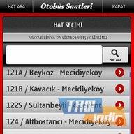 Otobüs Saatleri - Nokia Ekran Görüntüleri - 3