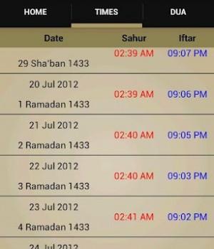 Ramadan 2012 Ekran Görüntüleri - 1