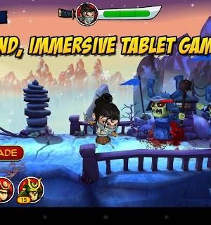 Samurai vs Zombies Defence 2 Ekran Görüntüleri - 1