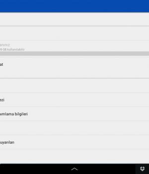 SkyDrive Ekran Görüntüleri - 2