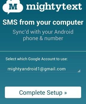 SMS Text Messaging PC & Backup Ekran Görüntüleri - 1