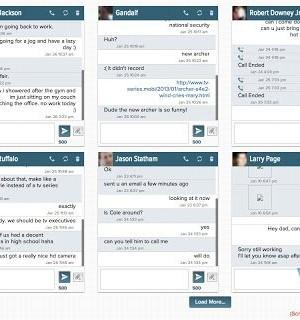 SMS Text Messaging PC & Backup Ekran Görüntüleri - 3