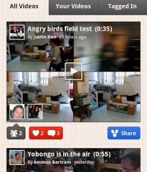 Socialcam Video Camera Ekran Görüntüleri - 3