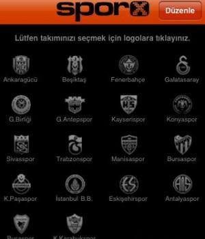 Sporx Ekran Görüntüleri - 2