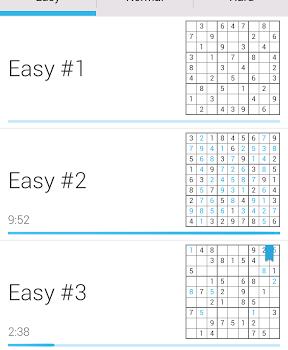 Sudoku Ekran Görüntüleri - 1