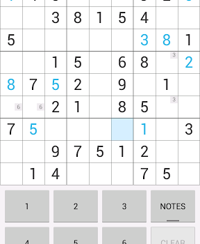 Sudoku Ekran Görüntüleri - 2