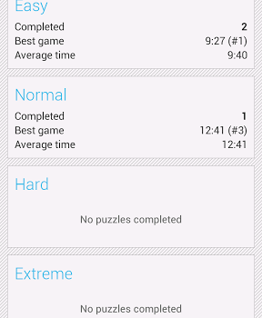 Sudoku Ekran Görüntüleri - 3