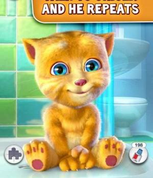 Talking Ginger iPad Ekran Görüntüleri - 3