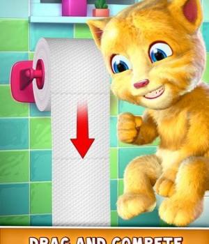 Talking Ginger iPad Ekran Görüntüleri - 2