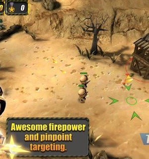 Tiny Troopers Ekran Görüntüleri - 1