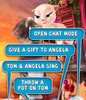 Tom Loves Angela Ekran Görüntüleri - 1