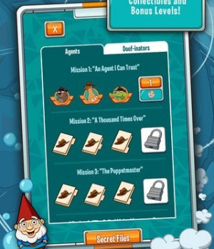 Where's My Perry? Ekran Görüntüleri - 1