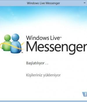 Windows Live Messenger Ekran Görüntüleri - 4