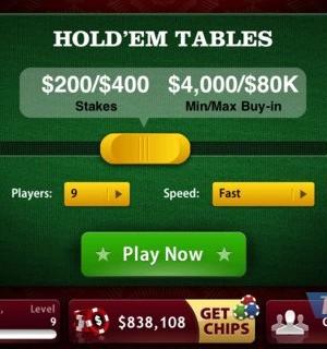 Zynga Poker - Poker by Zynga Ekran Görüntüleri - 2