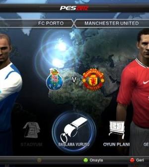 Pro Evolution Soccer 2012 Ekran Görüntüleri - 5