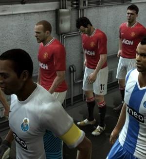 Pro Evolution Soccer 2012 Ekran Görüntüleri - 4