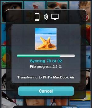 PhotoSync Ekran Görüntüleri - 1