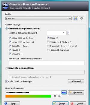 KeePass Password Safe Ekran Görüntüleri - 1