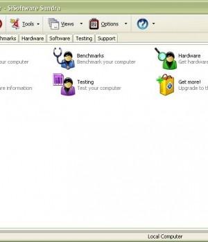 SiSoftware Sandra Lite Ekran Görüntüleri - 1