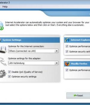 Ashampoo Internet Accelerator Ekran Görüntüleri - 2