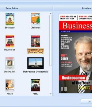 Poster Designer Ekran Görüntüleri - 1