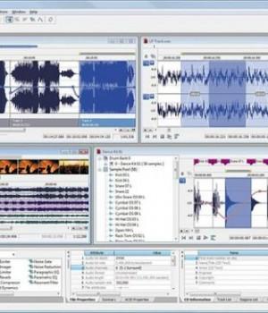 Sound Forge Pro Ekran Görüntüleri - 1