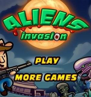 Aliens Invasion Ekran Görüntüleri - 1
