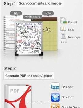 CamScanner - Phone PDF Creator Ekran Görüntüleri - 1