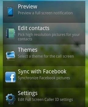 Full Screen Caller ID Ekran Görüntüleri - 2