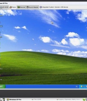VMware Player Ekran Görüntüleri - 1