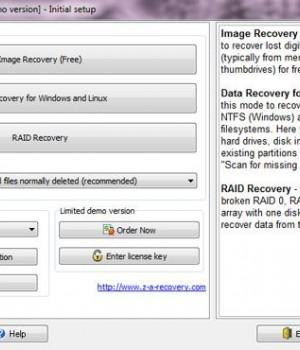 Zero Assumption Recovery Ekran Görüntüleri - 1