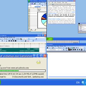 Actual Virtual Desktops Ekran Görüntüleri - 5