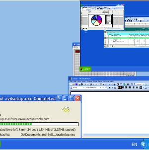Actual Virtual Desktops Ekran Görüntüleri - 3