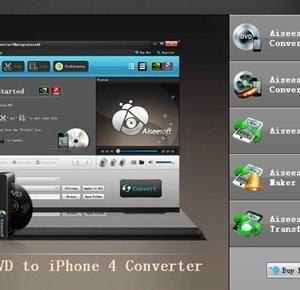 Aiseesoft iPhone 4S Movie Converter Ekran Görüntüleri - 1