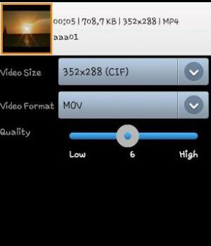 AndroVid Video Trimmer Ekran Görüntüleri - 2